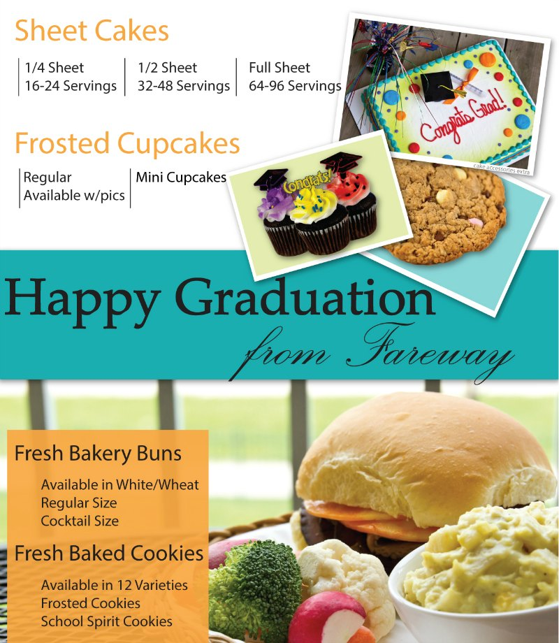 Bakery items information