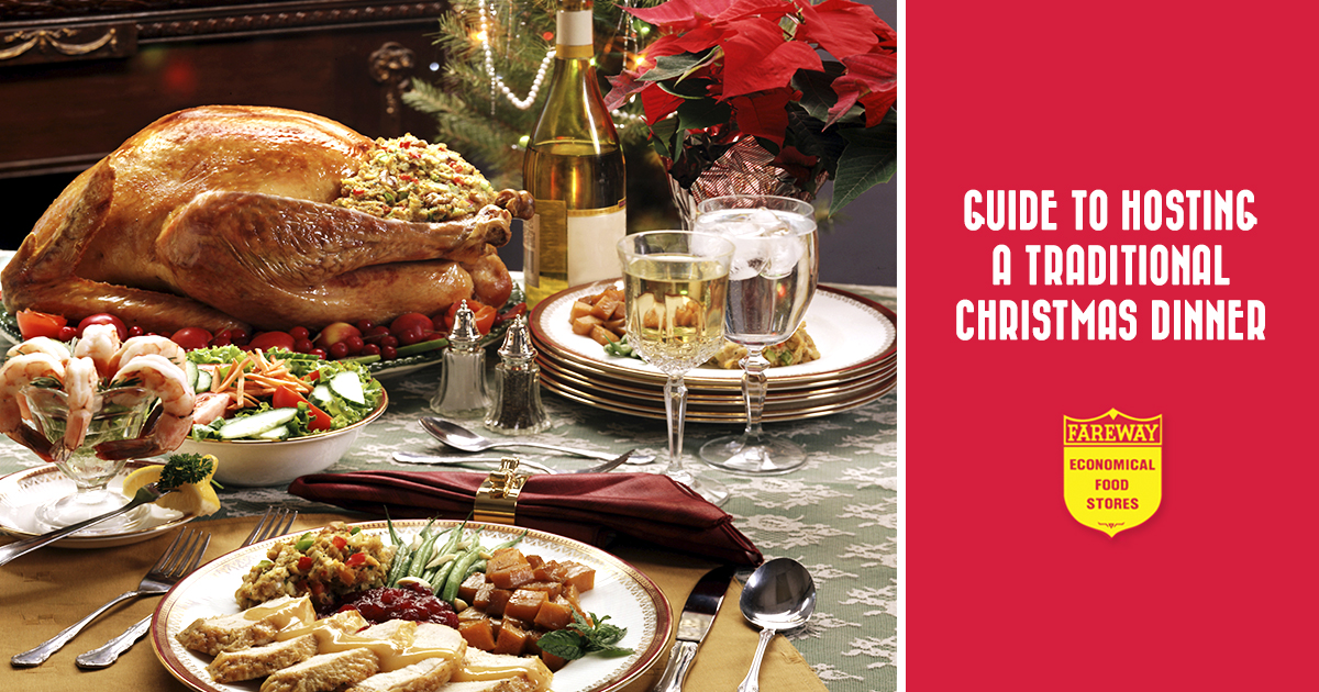 guide to hosting a traditional christmas dinner - Traditional Christmas Meal