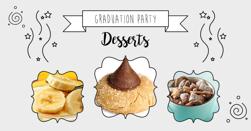 Fareway Graduation Party Desserts