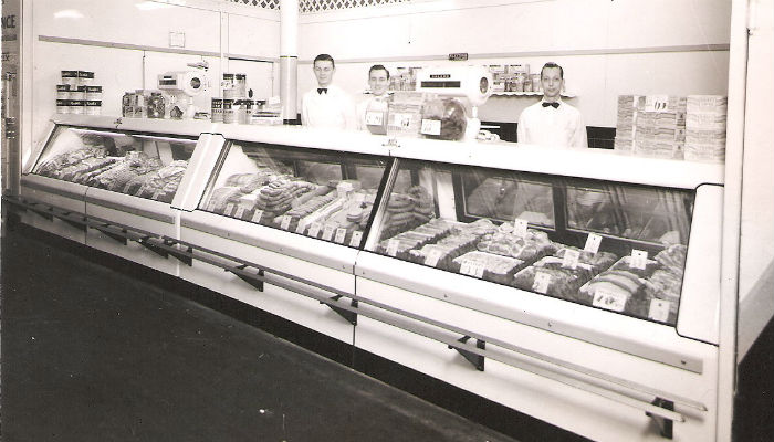 Original Fareway Meat Counter