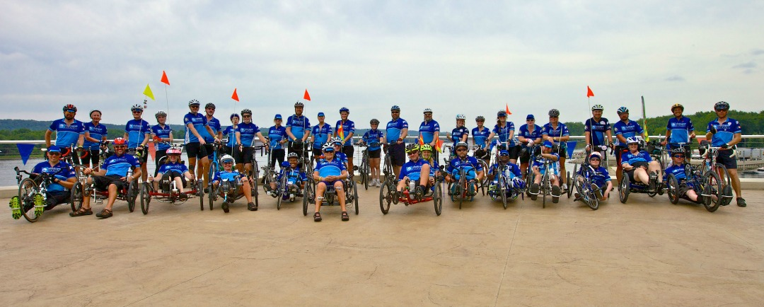 Adaptive Sports Iowa (ASI) RAGBRAI team