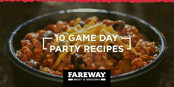 10 Game Day Party Recipes