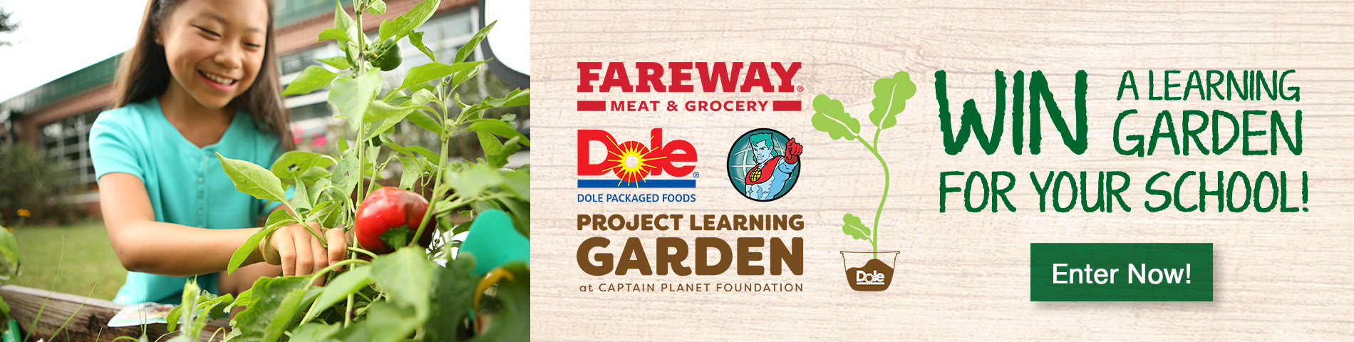 Learn more about dole garden