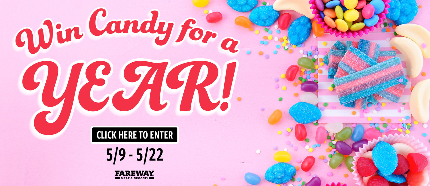 Candy Craze Sweepstakes