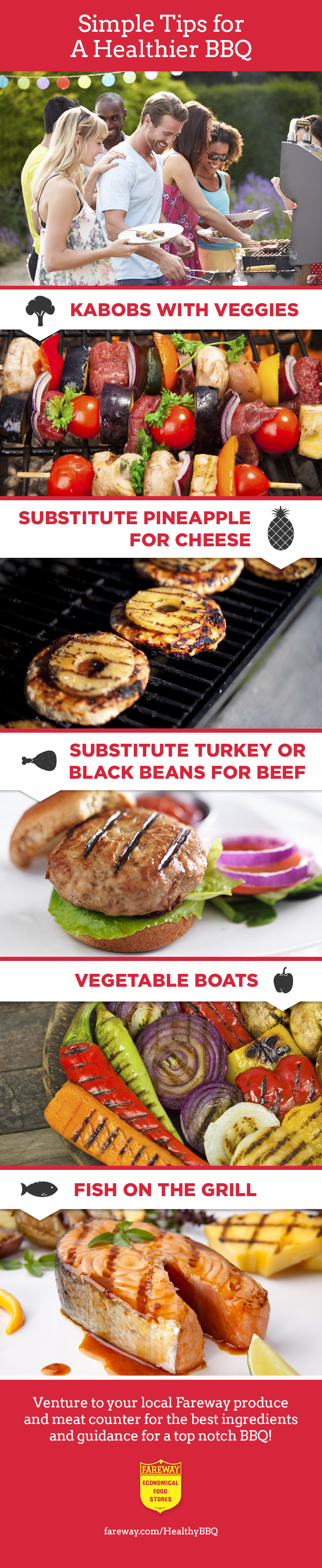 Simple Tips for a Healthier BBQ