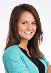 Headshot of Whitney Packebush, Registered Dietitian.