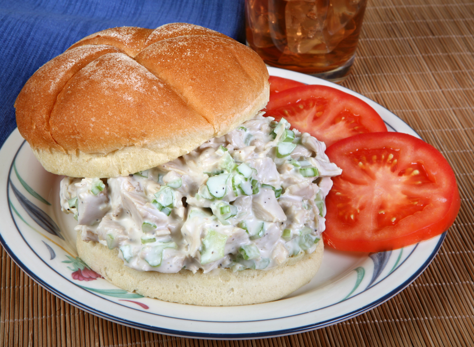 Dill Chicken Salad
